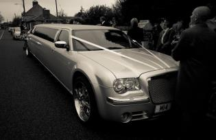 wedding limo car hire leicester, asian weddings