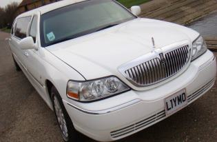 white limo hire leicester